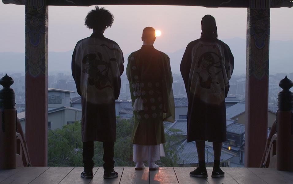 Les Twins × Yumi Kurosawa